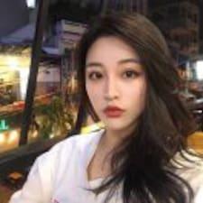 Perfil do utilizador de 李井琪