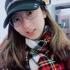 Perfil do utilizador de 英婕