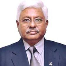 Ashwini K felhasználói profilja