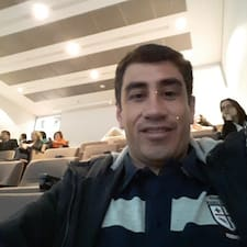 Henkilön Luis Enrique käyttäjäprofiili