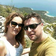 Profil Pengguna Natalia & Krasnodar