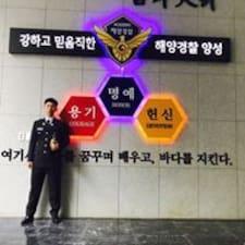 Perfil de usuario de 동욱
