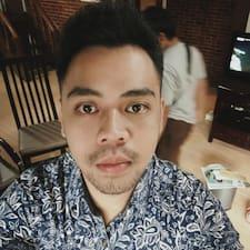 Dimas - Uživatelský profil
