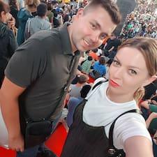 Toni I Dajana Brugerprofil