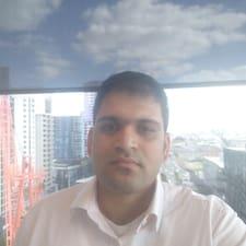 Chait felhasználói profilja