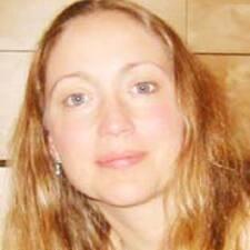 Alita - Uživatelský profil
