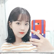 주은 felhasználói profilja