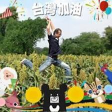 Ruei-Lin felhasználói profilja