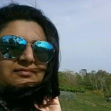 Manvi User Profile
