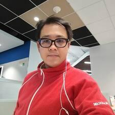 Weibin的用戶個人資料