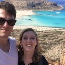 Benjamin & Nathalie Brugerprofil