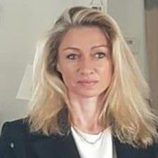 Clochette felhasználói profilja