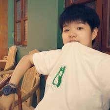 Profil utilisateur de 刘心怡