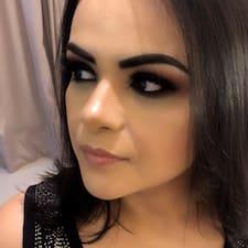 Profil utilisateur de Fabrícia