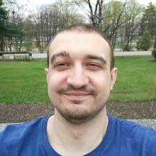 โพรไฟล์ผู้ใช้ Egor