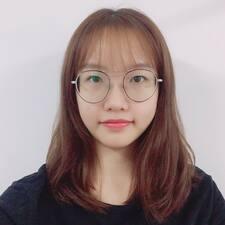 心瑜 felhasználói profilja