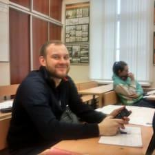 Vadim - Uživatelský profil