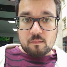 Perfil de usuario de José María