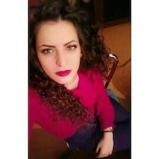 Oriana Maria felhasználói profilja