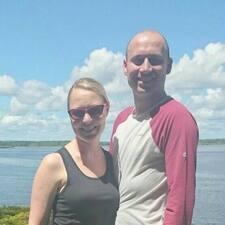 Stuart & Catherine User Profile