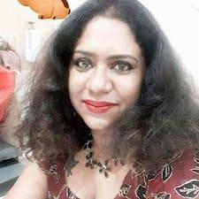 Profil utilisateur de Kalpita