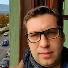 โพรไฟล์ผู้ใช้ Sergei