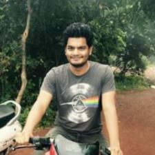 Användarprofil för Santhosh