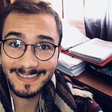 Profil Pengguna Alexandre