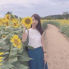 晴賀 User Profile