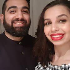 Zayd & Zainab User Profile
