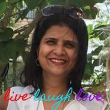 Nutzerprofil von Dhanashree