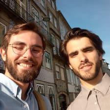 Zjisti více o hostiteli João & Afonso