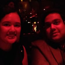 Margarita And Ashwin User Profile