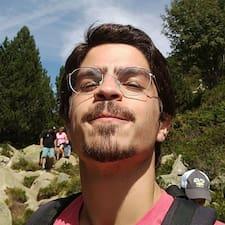 Профиль пользователя António