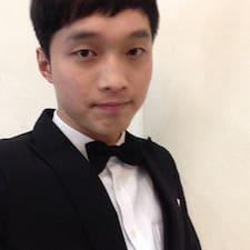 Wang的用戶個人資料