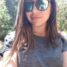 Profil utilisateur de Angélica Nayely