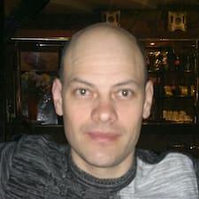 Sergey felhasználói profilja