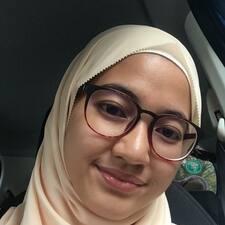 Nursyafiqah User Profile