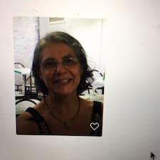 Användarprofil för Fernanda Rodrigues