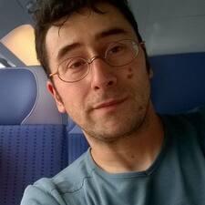 Jean-Baptiste felhasználói profilja