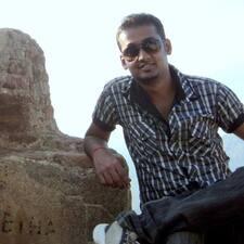 Profil utilisateur de Pratheek