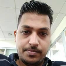 Gebruikersprofiel Sujit