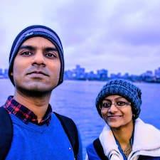 Sharath Chandra felhasználói profilja