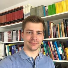Profilo utente di Carl Hinrich
