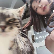 Perfil do usuário de Ahyeon
