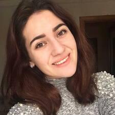 Profil utilisateur de Дарья