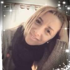 Viviana felhasználói profilja