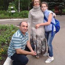 Яфизова Brukerprofil