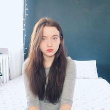 Elena Andreevna felhasználói profilja