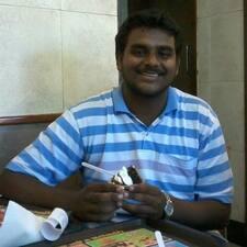 Henkilön Dwarakesh käyttäjäprofiili